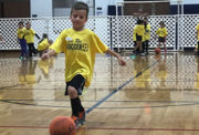Sports Leagues Youth Great Bend Rec Featured Soccer Indoor
