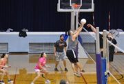 Sports Leagues Adult Great Bend Rec Featured Volleyball Coed